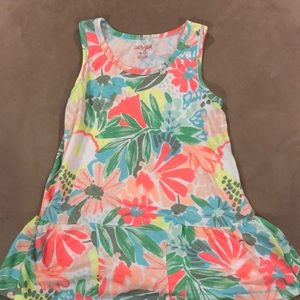 Multi-Colored short sleeve summer top